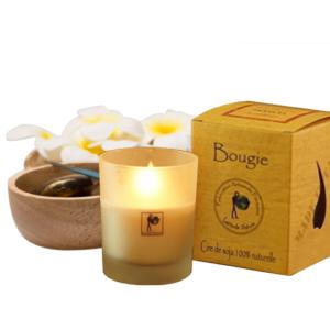 """Bougie parfumée 100 % naturelle - Senteur """"Méditation"""" - bougie - La Bougie Qui Fait Du Bien"""